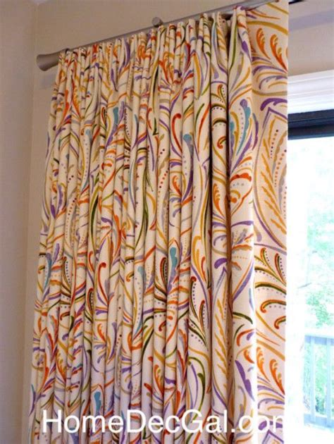sewing curtains for traverse rods 26 best ripple fold drapery images on