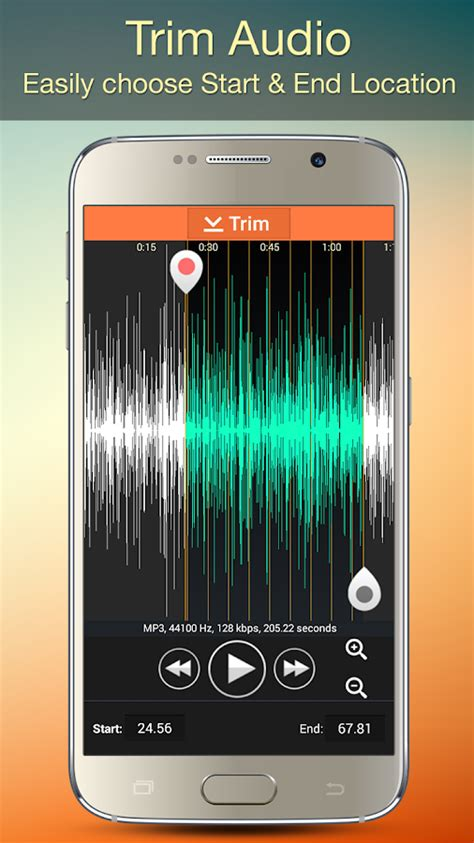 audio mp3 cutter mix converter and ringtone maker android apps on play