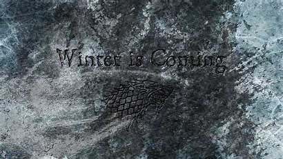 Thrones Coming Winter Stark Direwolf Wallpapers Wolf
