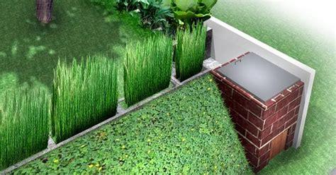 gampang membuat rumah cantik pagar tanaman
