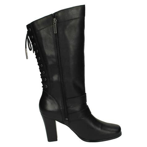 ladies biker boots ladies harley davidson biker boots sheila ebay