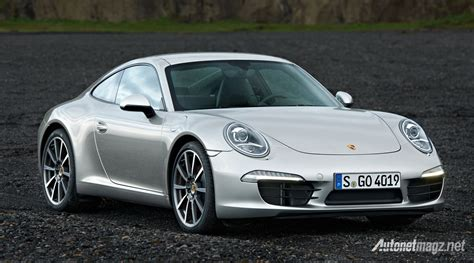 Gambar Mobil Porsche 911 by Porsche 911 S Silver Autonetmagz Review Mobil