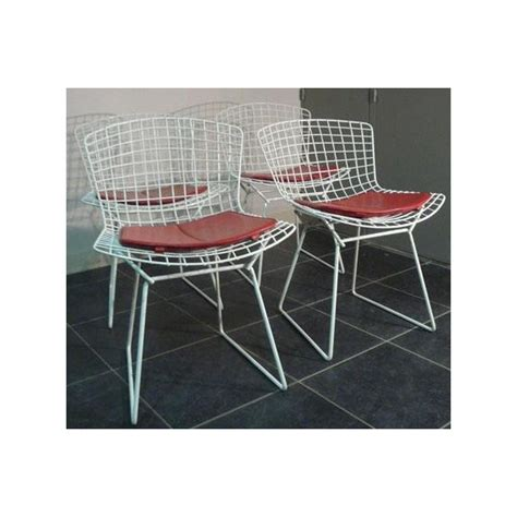chaise bertoia design vintage cote argus price for design