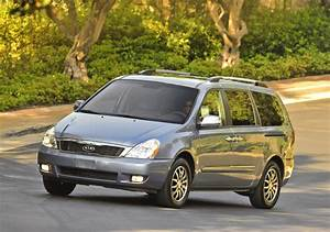 2011 Kia Sedona Updated With New Styling  Engine