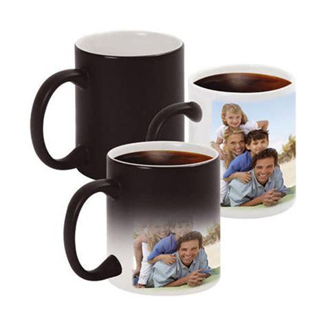 Create a personalized magic coffee mug. Magic Hot Cold Mug Printing (11oz Ceramic Cup Edition) - MX-HCMU11