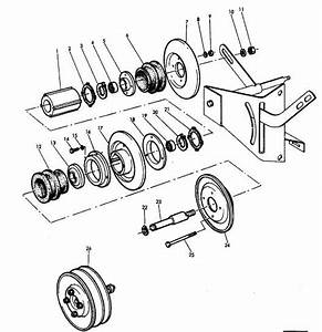 Mtd Variable Speed Pulley Diagram