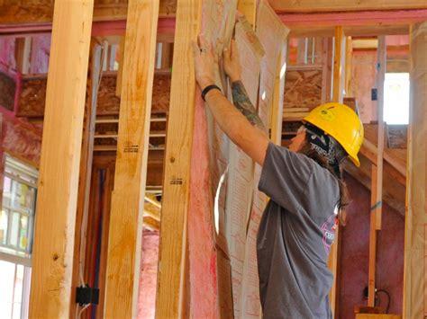 garage insulation basics hgtv