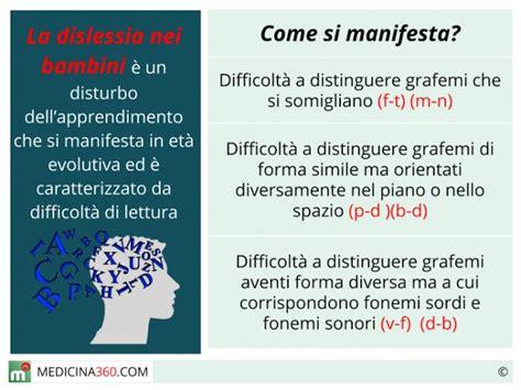 Test Per Dislessia by Dislessia Nei Bambini Test E Sintomi Come Affrontarla