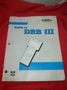 Find Chrysler Drb Iii Dealership Full Manual Guide To Drb