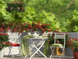Kleiner Balkon Einrichten : kleinen balkon einrichten 6 platzsparende ideen ~ Orissabook.com Haus und Dekorationen