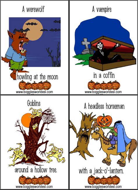 Materiales De Halloween Infantil Y Primaria Orientacion Andujar