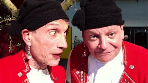 Duo Messer+gabel Gratulieren Dem Hc Oberwil