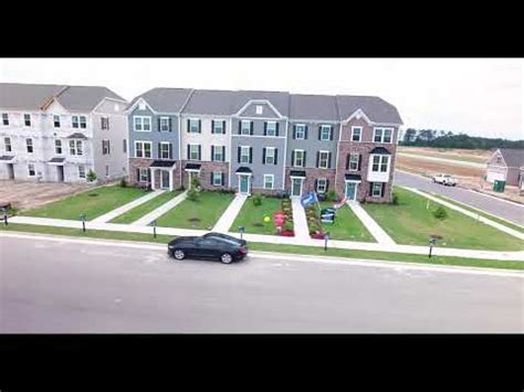 townes  benns grant townhomes  main level owners suite homes  sale ryan homes
