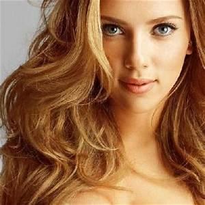 Scarlet, Scarlett o'hara and Dark golden blonde on Pinterest