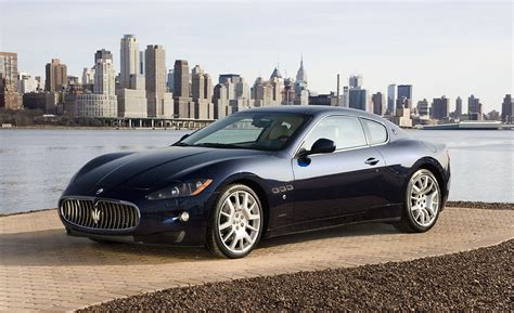 Maserati Granturismo Makes North American Debut News