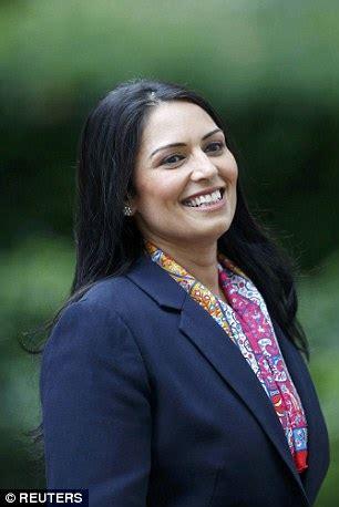 New international aid secretary Priti Patel previously ...