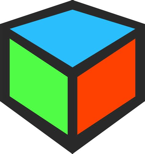 Cube Clipart 3d Cube Icon Clipart Panda Free Clipart Images