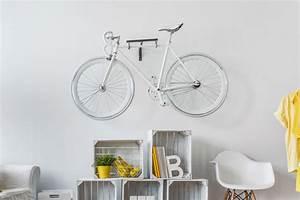 Bilder An Die Wand Hängen : fahrrad an der wand aufbewahren tipps und anregungen ~ Sanjose-hotels-ca.com Haus und Dekorationen