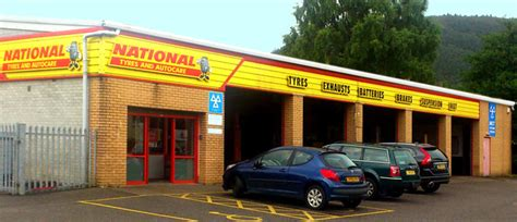 National Tyres And