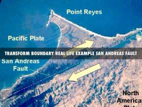 Real World Example Of A Divergent Plate Boundary