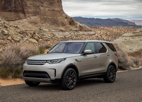 Land Rover Photo by Land Rover Discovery Suv 2017 Photos Parkers