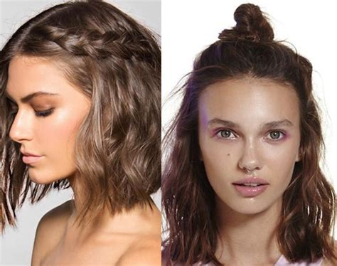 summer hairstyles  medium length hair