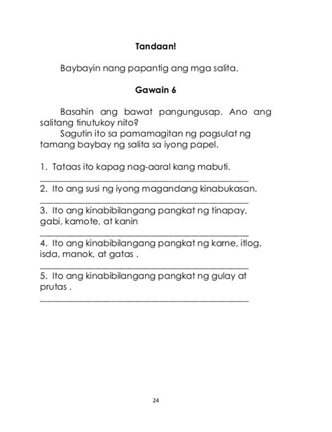 k to 12 grade 2 learning material in tongue based