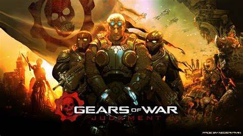 Download Gears Of War 4 Hd Wallpapers For Desktop And