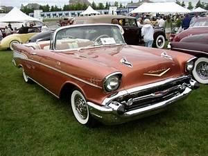 Chevrolet Bel Air 1957 : 1957 chevrolet bel air values hagerty valuation tool ~ Medecine-chirurgie-esthetiques.com Avis de Voitures