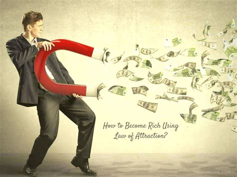 How To Become Rich Using Law Of Attraction?