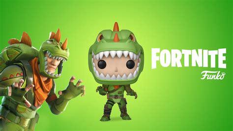 Ya conocemos el primer Funko Pop! de Fortnite Battle