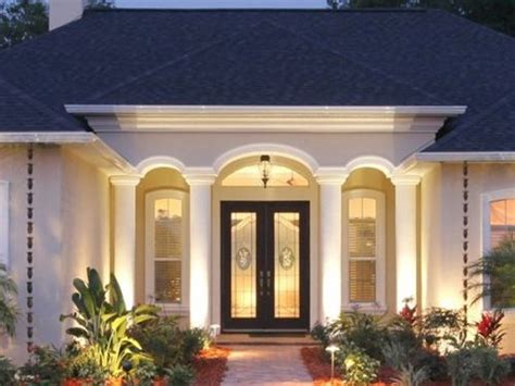 Home Design Entrance Ideas by 15 Fabulosos Dise 241 Os Para Tu Entrada Frontal De Tu Casa