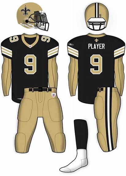 Saints Orleans Concept Uniform Gold Awesome