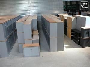 Bureau Professionnel Occasion : mobilier de bureau d 39 occasion et professionnel armoire ~ Teatrodelosmanantiales.com Idées de Décoration
