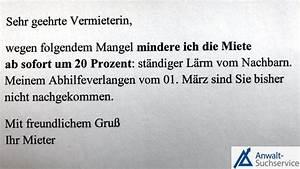 Wann Darf Der Vermieter Die Miete Erhöhen : mietminderung wann darf die miete reduziert werden ~ Orissabook.com Haus und Dekorationen