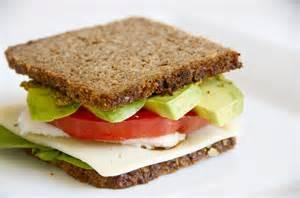 Healthy Veggie Sandwiches