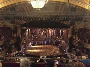 Richard Rodgers Theatre Section Rear Mezzanine C Row G