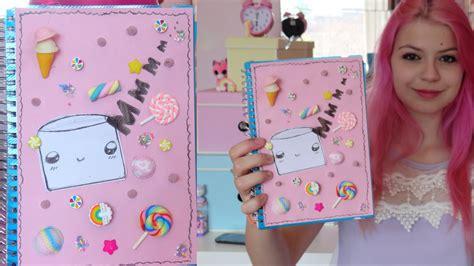 cool stuff for room diy kawaii supplies notebook