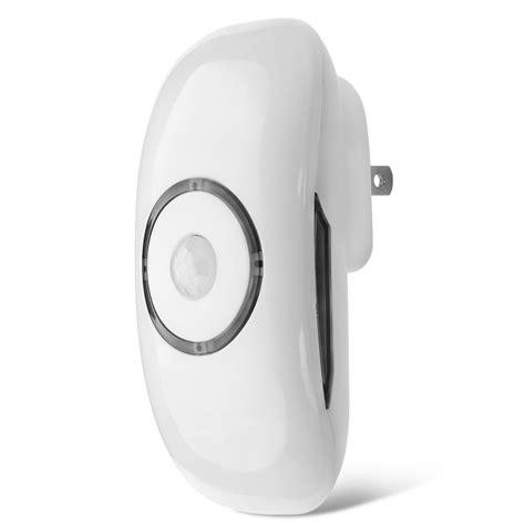 motion activated night light night light led motion sensor outlet plug in pir motion
