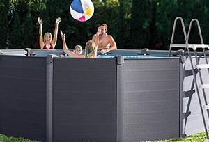 Piscine Hors Sol Composite : piscine hors sol intex tubulaire et autoport e piscine ~ Dode.kayakingforconservation.com Idées de Décoration