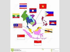 ASEAN Economic Community, AEC Stock Illustration