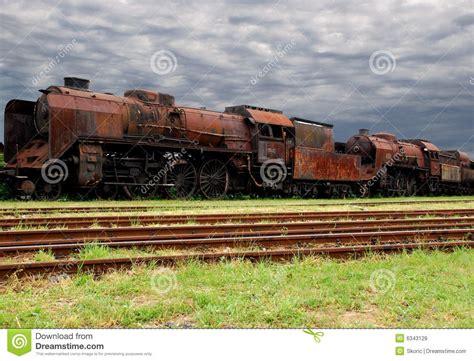 rusty train old rusty train stock image image of danger rust