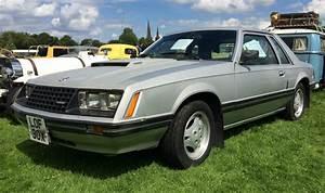 RHD 'Stang: 1981 Ford Mustang Ghia