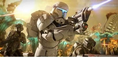 Battlefront Wars Ii Character Planet Mode Adding