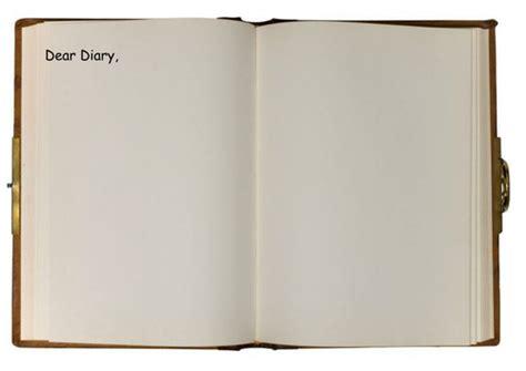 Dear Diary Template Ks2 - Costumepartyrun
