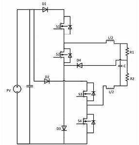 Proposed Transformerless Inverter  Ti  Topology