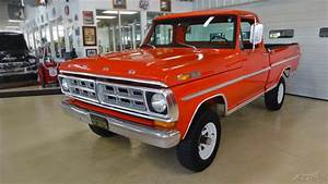 Sport Custom Short Bed  1971 Ford F