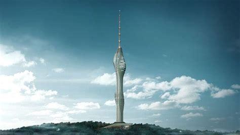 Çamlıca kulesi haberleri ve güncel son dakika gelişmeleri için tıklayın! Çamlıca Kulesi Gibi 20 Kule Daha Geliyor! - HT EMLAK