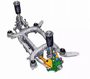 How Is An H-arm Suspension Designed For The Rear