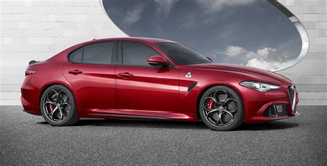 World Preview Of The Alfa Romeo Giulia  Press Releases
